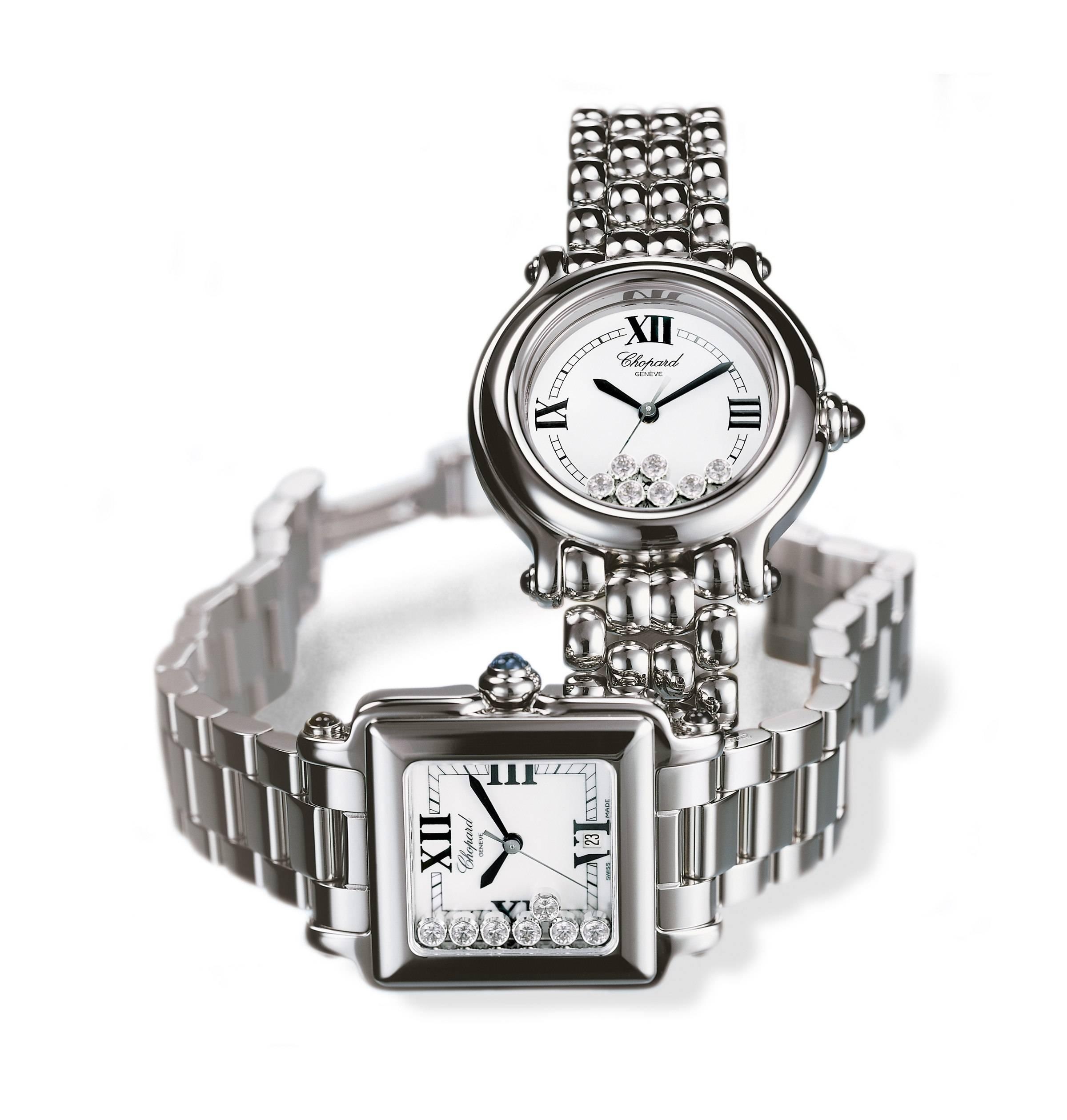 Chopard Happy Sport Watches